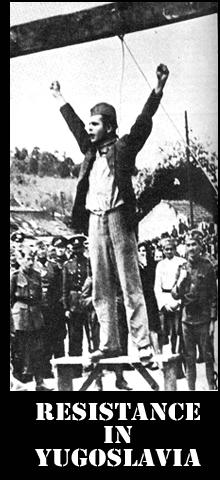 Antifascistics Resistance in Yugoslavia
